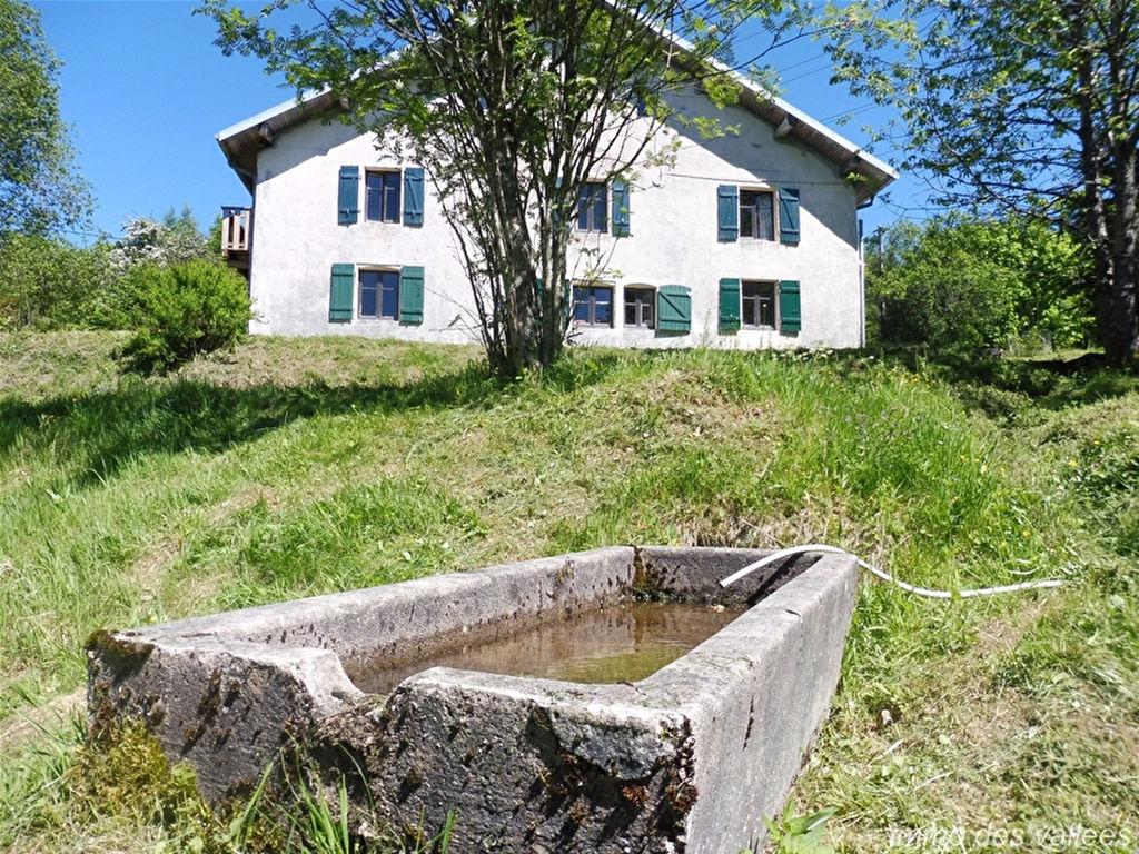 A vendre très belle ferme à Gerbepal 10 pièces 202 m2