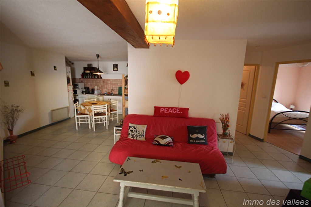 Appartement  de type T3 - axe Vagney - La Bresse
