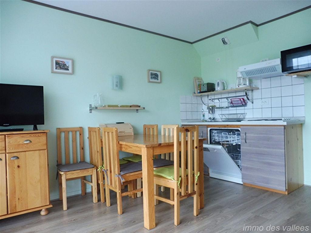 Appartement à vendre en rez de chaussée 2 pièces XONRUPT LONGEMER