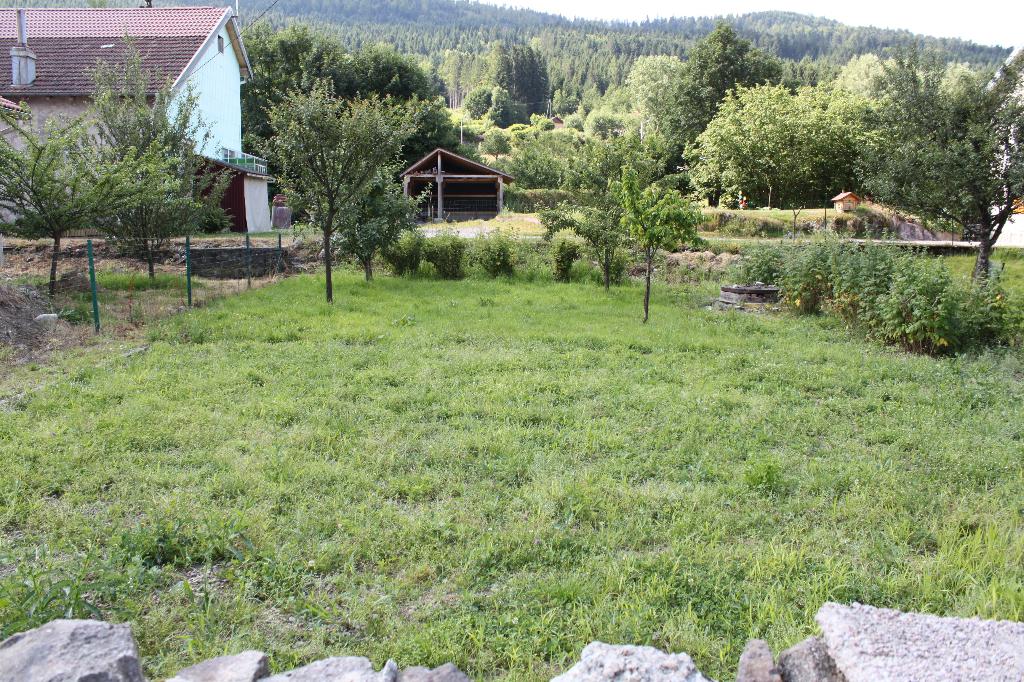 Axe Vagney / La Bresse Terrain constructible