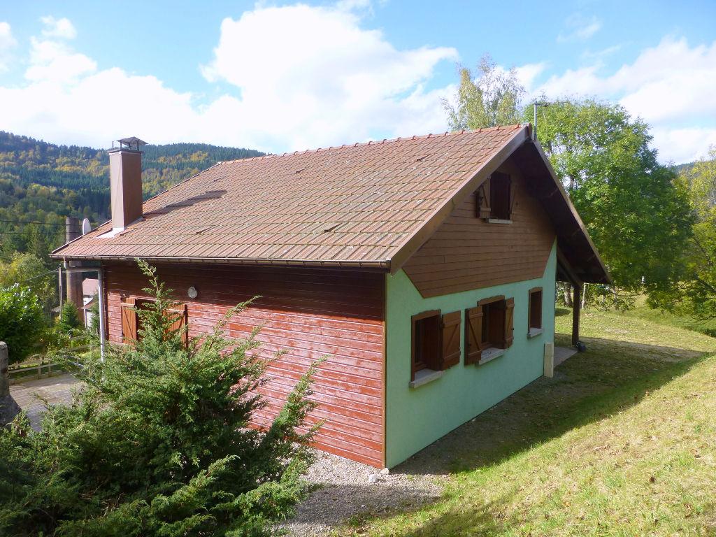 VENTRON Hautes Vosges - Chalet 4 chambres
