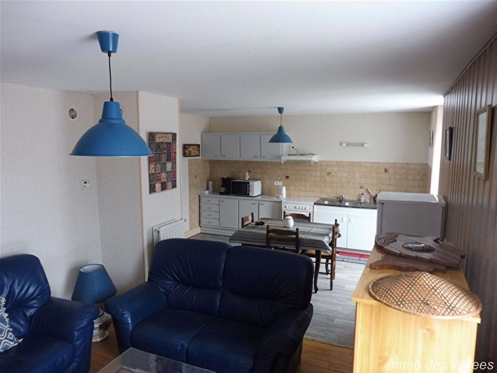 Appartement de type F3, loué, à vendre à XONRUPT LONGEMER