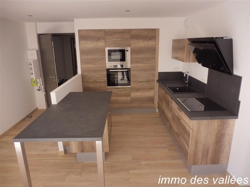 PROJET NEUF Appartement Xonrupt Longemer 3 pièce(s) 73 m2