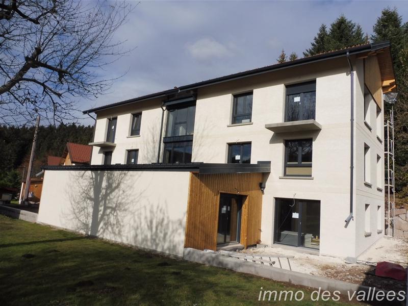 PROJET NEUF Appartement Xonrupt Longemer 3 pièce(s) 60.32 m2