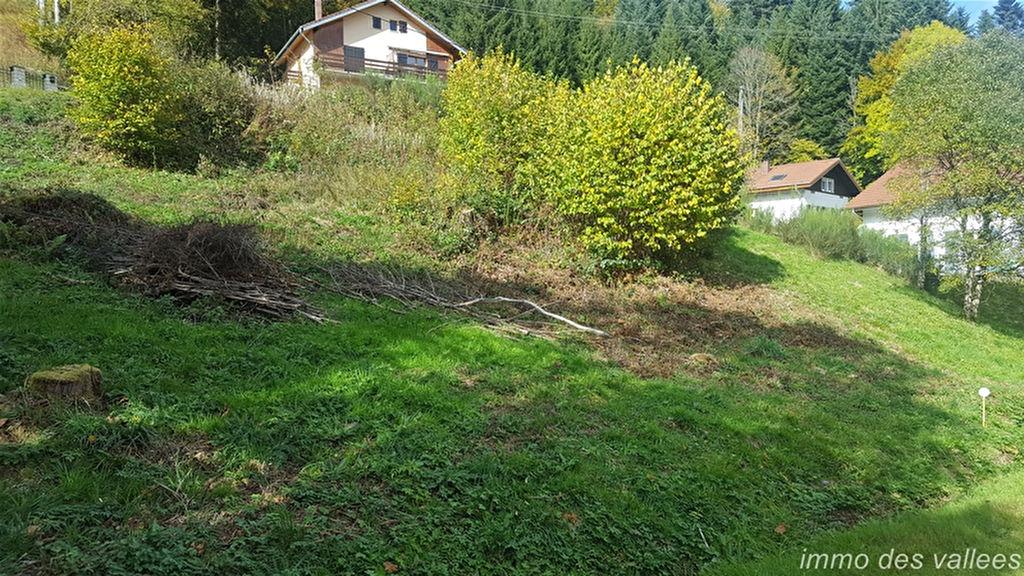 Achat / Vente terrain Gerardmer 615 m2 - Vue panoramique