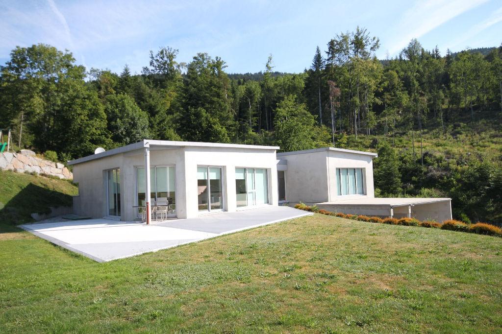 Villa contemporaine sur les hauteurs de Vagney