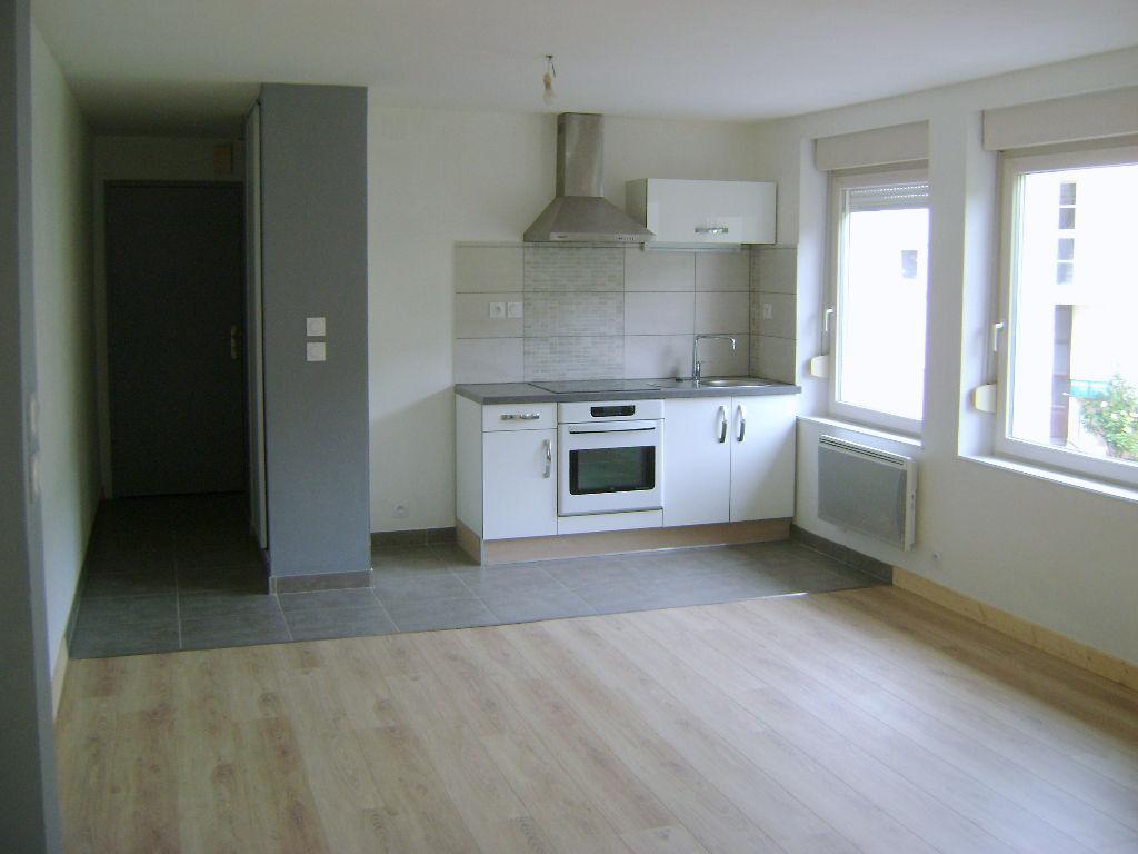 LA BRESSE Centre - Appartement T2 en parfait état