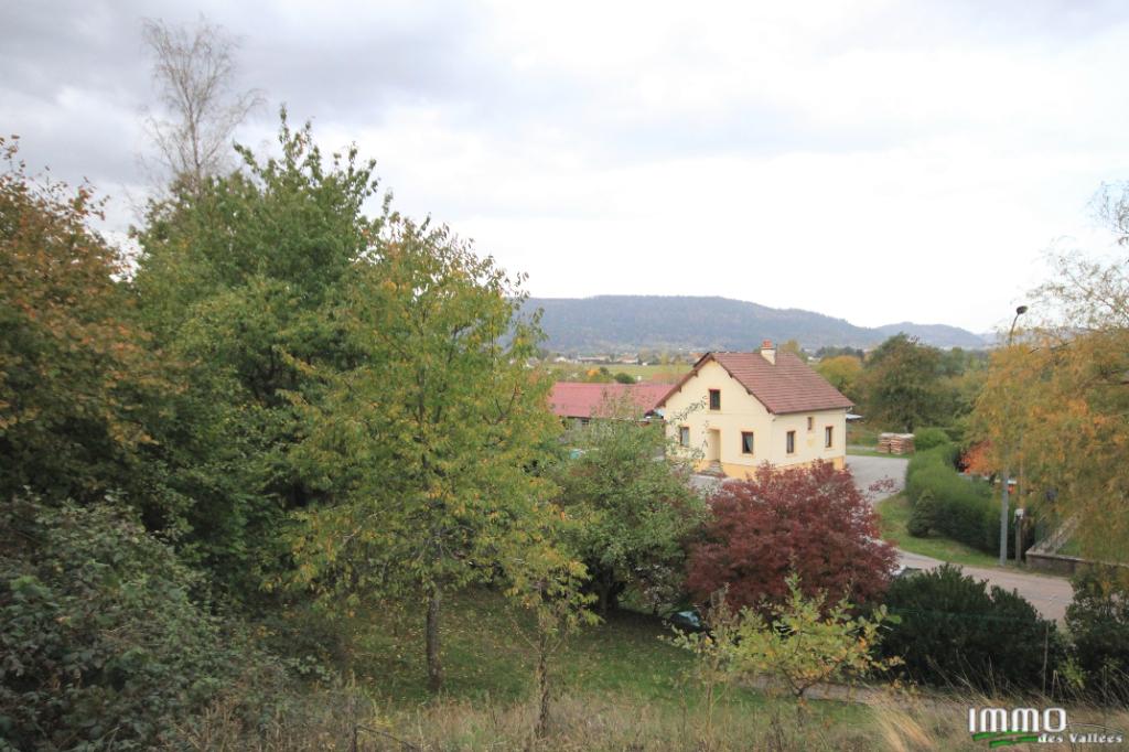Terrain Dommartin Les Remiremont d'environ 1900m2