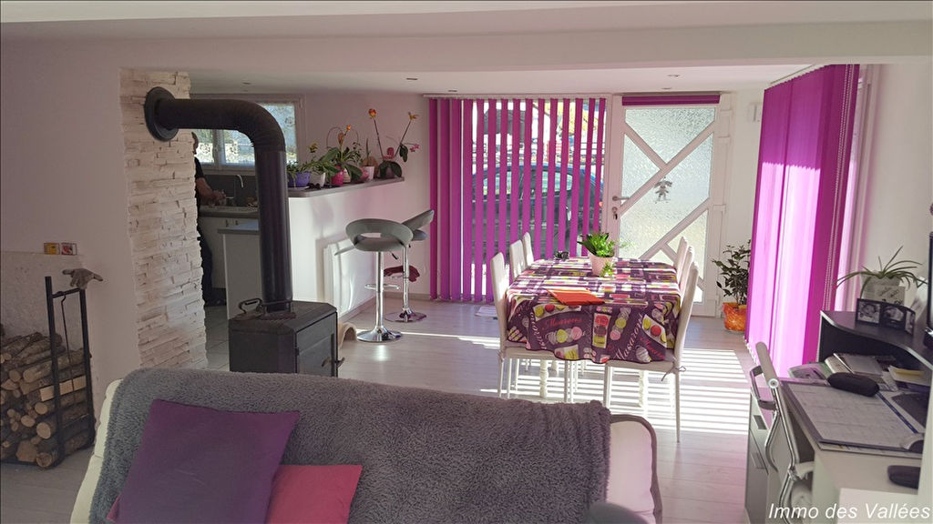Appartement La Bresse 3 pièce(s) 86 m2