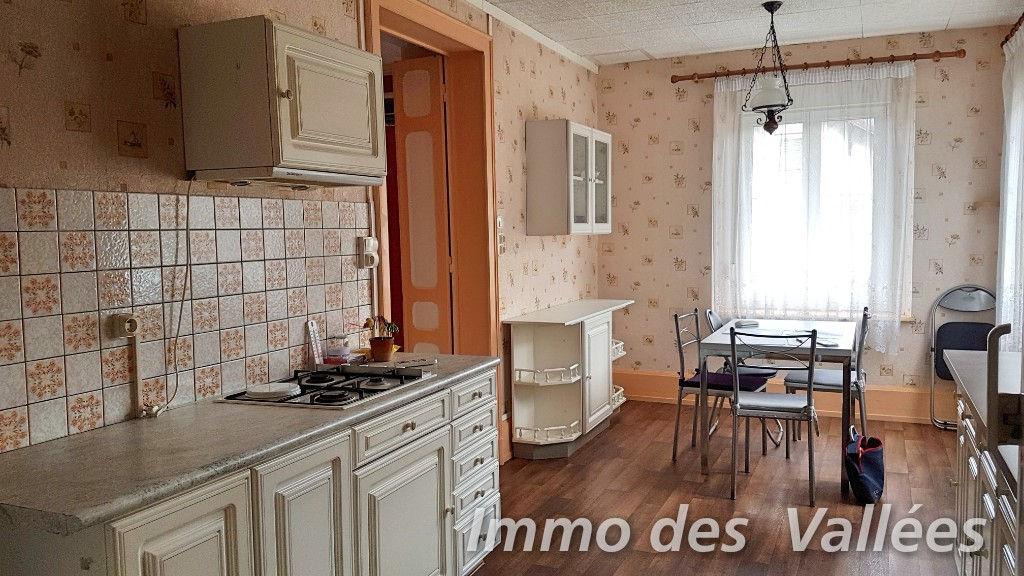 Cornimont - appartement f5  119m2 à vendre