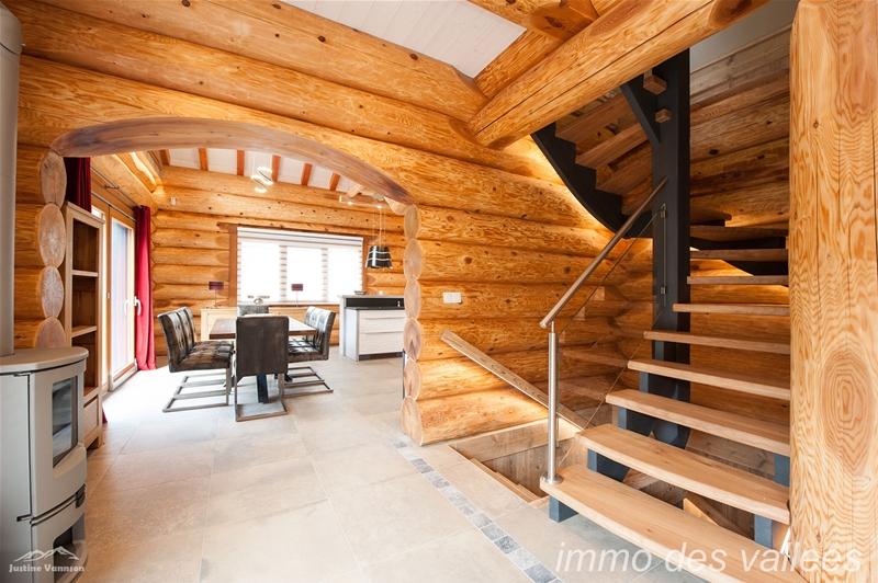 Achat / vente chalet canadien Xonrupt Longemer 120 m2