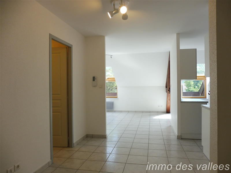 Achat / vente appartement Gerardmer 3 pièces 75 m2 plein centre avec garage