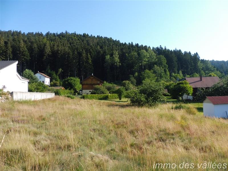 Terrain plat Le Tholy 900 m2