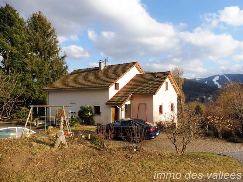 Achat / Vente maison Gérardmer 6 pièces 180 m²