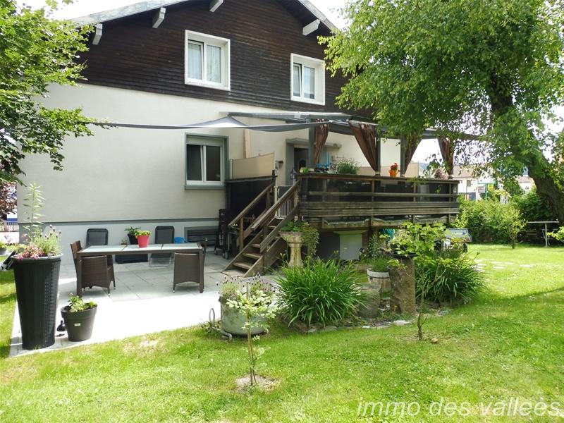 Achat / vente maison Gerardmer 7 pièces 160 m2 proche centre et commerce