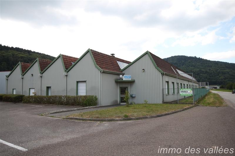 Bâtiment proche Remiremont