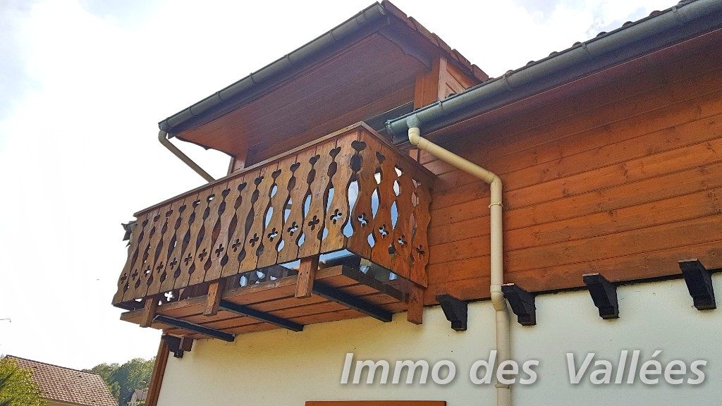 La Bresse - Maison mitoyenne type chalet 81m2