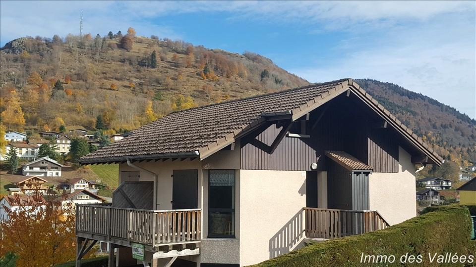 Appartement  T2 mezzanine proche centre La Bresse