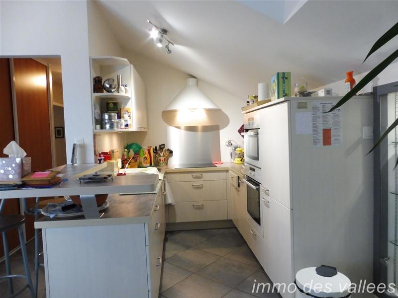 Achat Vente appartement GERARDMER 3 pièces - Terrasse - Vue lac
