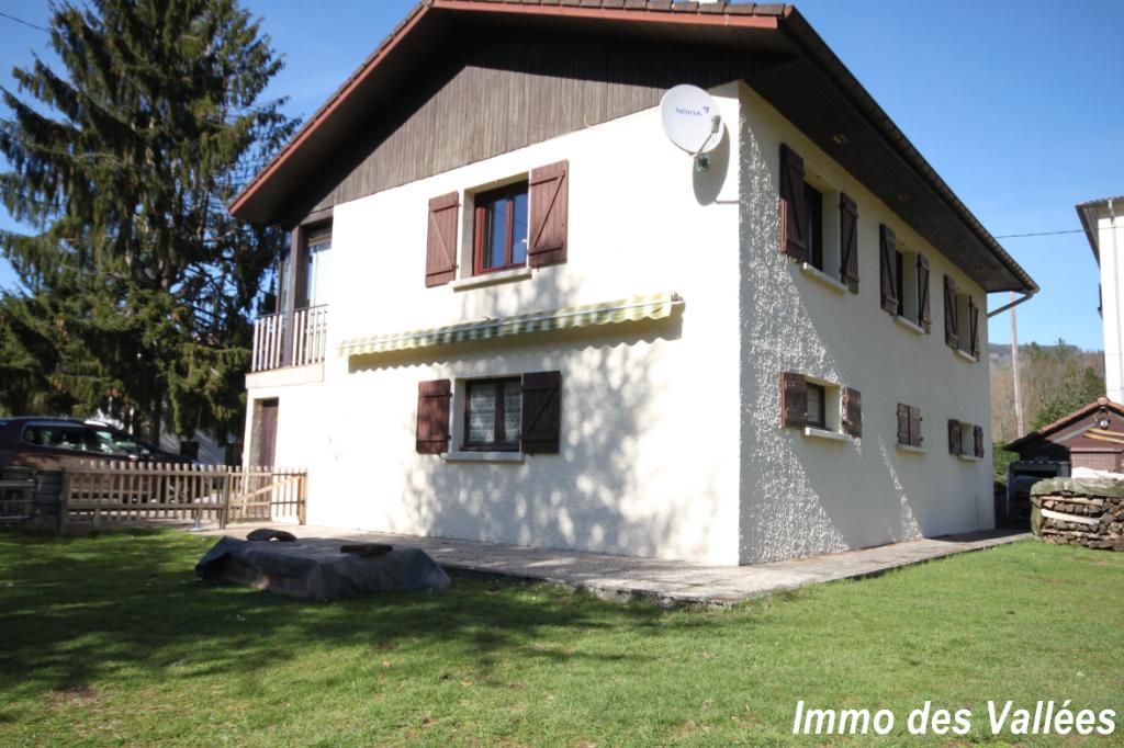 Maison  4 pièces 100 m2 - axe Vagney  La Bresse -