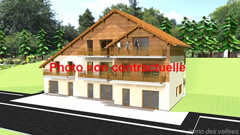 PROJET NEUF Appartement à Gerardmer T2  Coteau sud, vue panoramique et imprenable