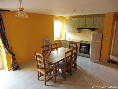 Appartement Le Tholy T2 + terrasse + garage
