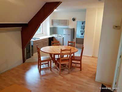 Cornimont centre - appartement t3 59m2