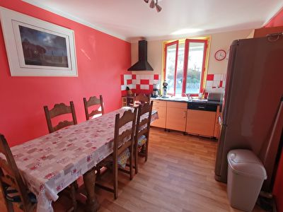 La Bresse en surplomb du village - appartement T3
